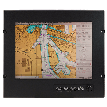 """Winmate 17"""" S17L500OFM1 Open Frame Display"""